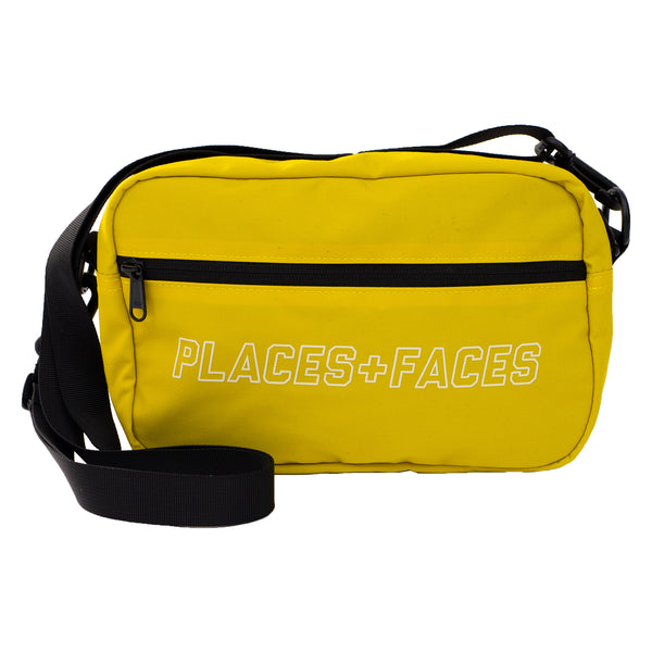 YELLOW P+F SS19 POUCH BAG