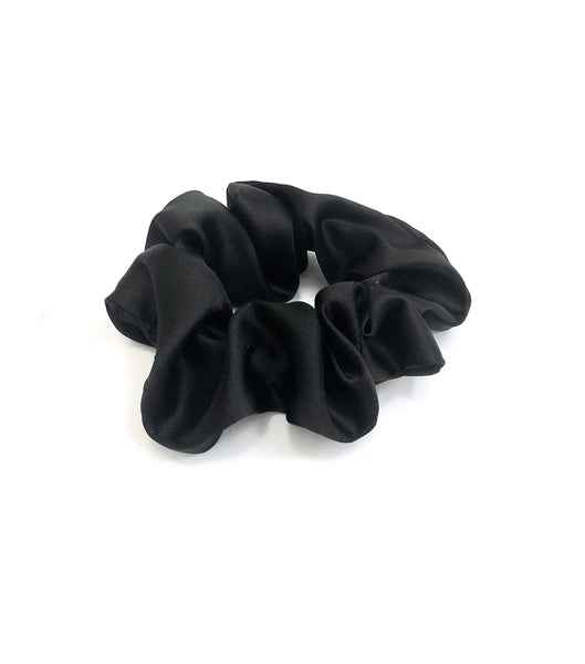 Printed Silk Hair Scrunchies + Set of 3 Into the Wild