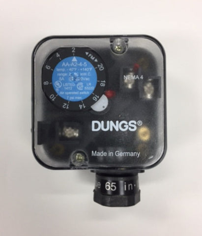 Riello: 20013975 Dungs Pressure Differential Switch