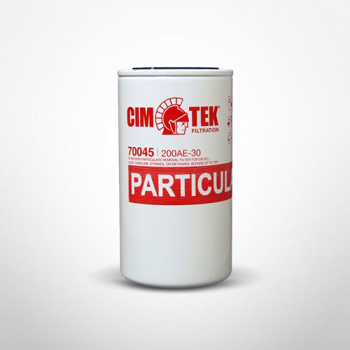 CIM TEK 200E-30 Particulate Fuel Filter