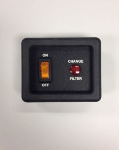 Thermal Solutions: 8136363 Power Switch w/ Filter Light