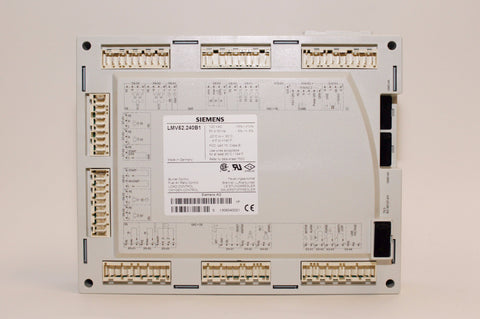 Siemens: LMV52.240B1 Control Unit w/PID for VFD & O2 Trim