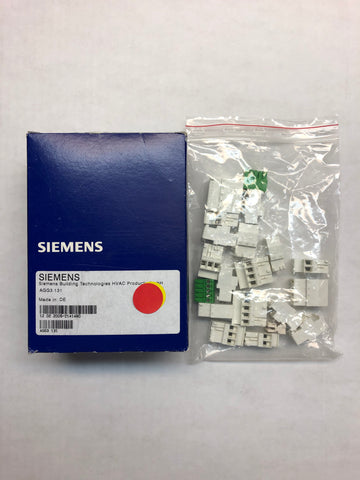 Siemens: AGG3.131 Complete Plug Set For LMV3