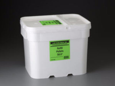JJM Boiler Works: 8 Gallon Refill Bulk Pail / pH Power Pellets