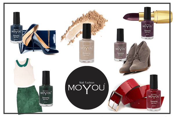 Seasonal Nail Polish Tips: all year-round chic nails