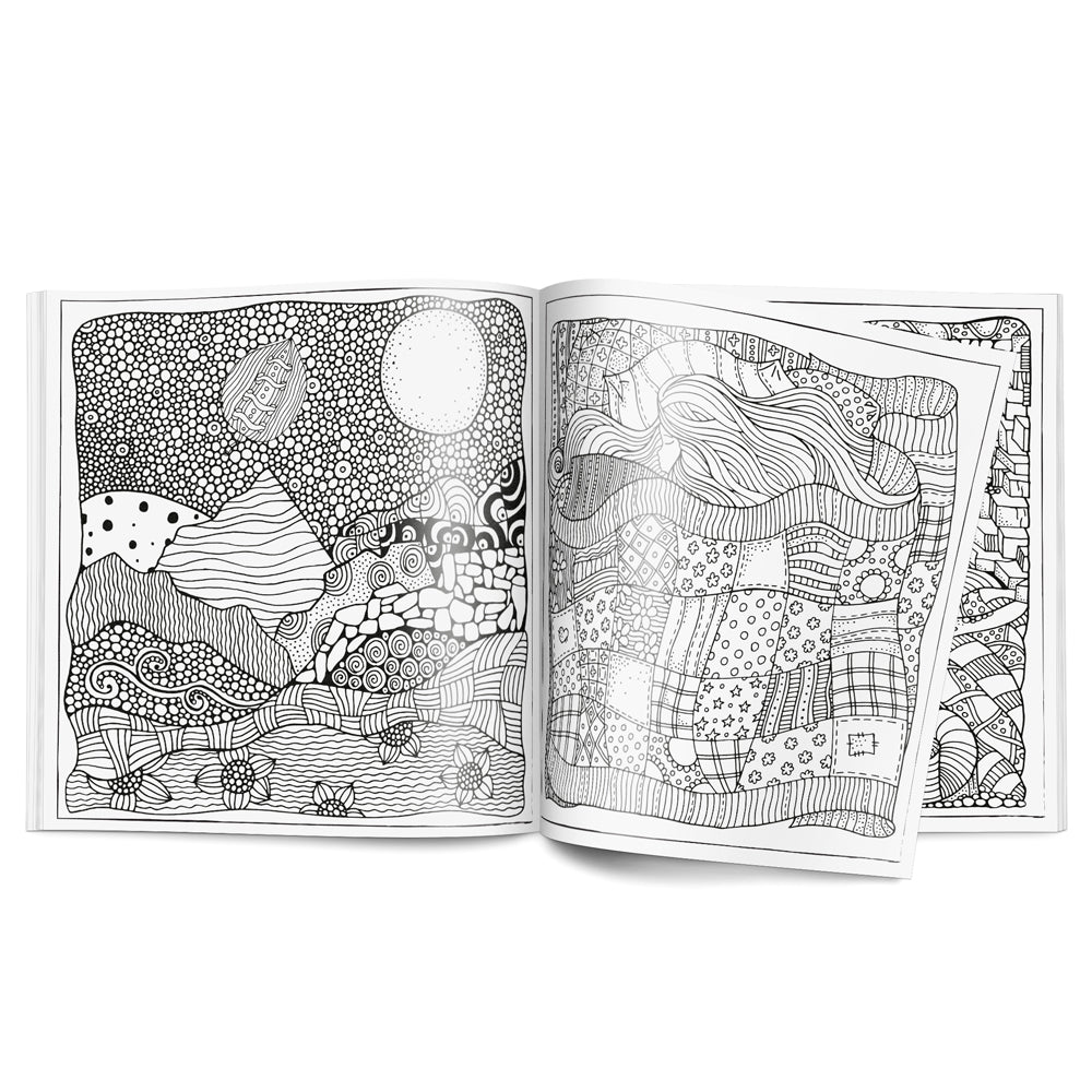 MoYou Colouring Book