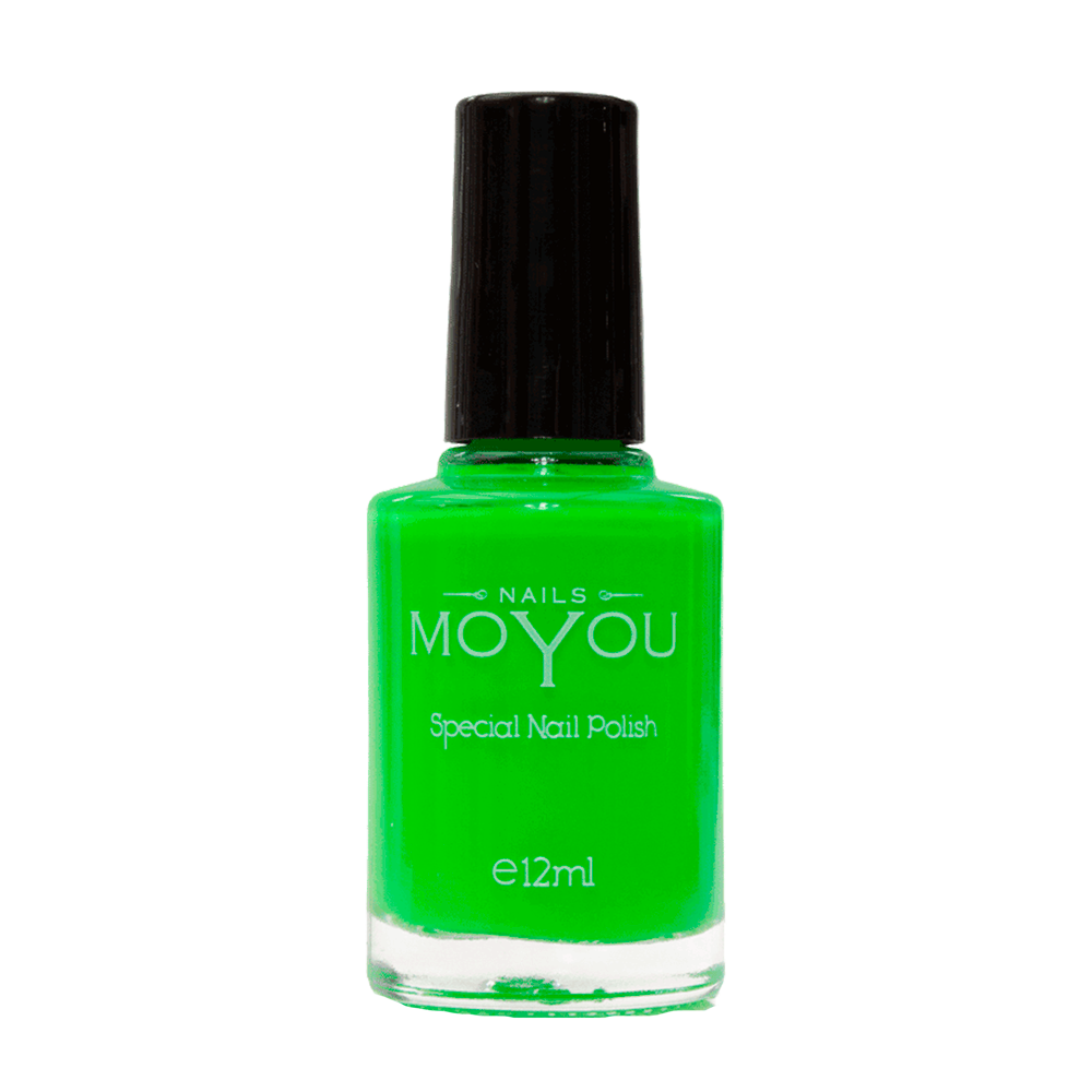 Bundle of 10 Nail Polishes - MoYou Nail Fashion