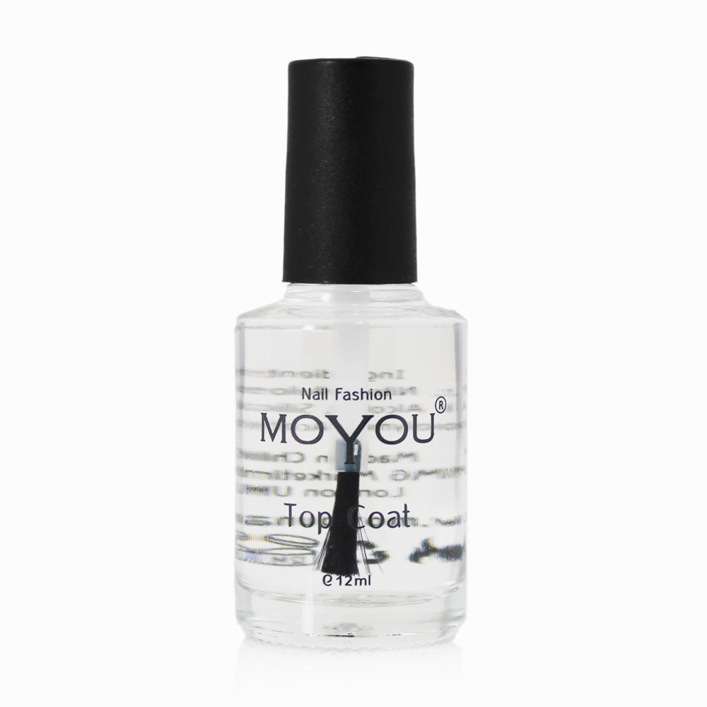 Top Coat - MoYou Nail Fashion