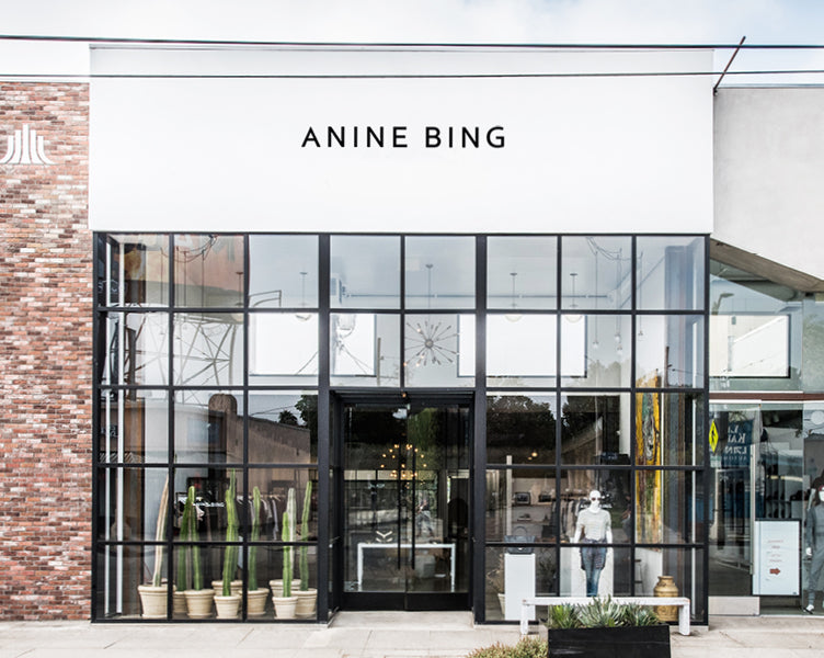 ANINE BING LOS ANGELES | TEMPORARILY CLOSED image