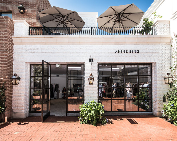 ANINE BING PACIFIC PALISADES | TEMPORARILY CLOSED image