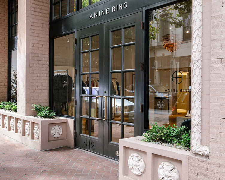 ANINE BING SAN FRANCISCO | TEMPORARILY CLOSED image