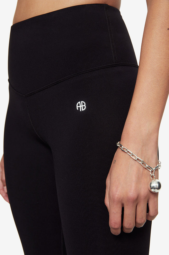 ANINE BING Blake Legging - Black