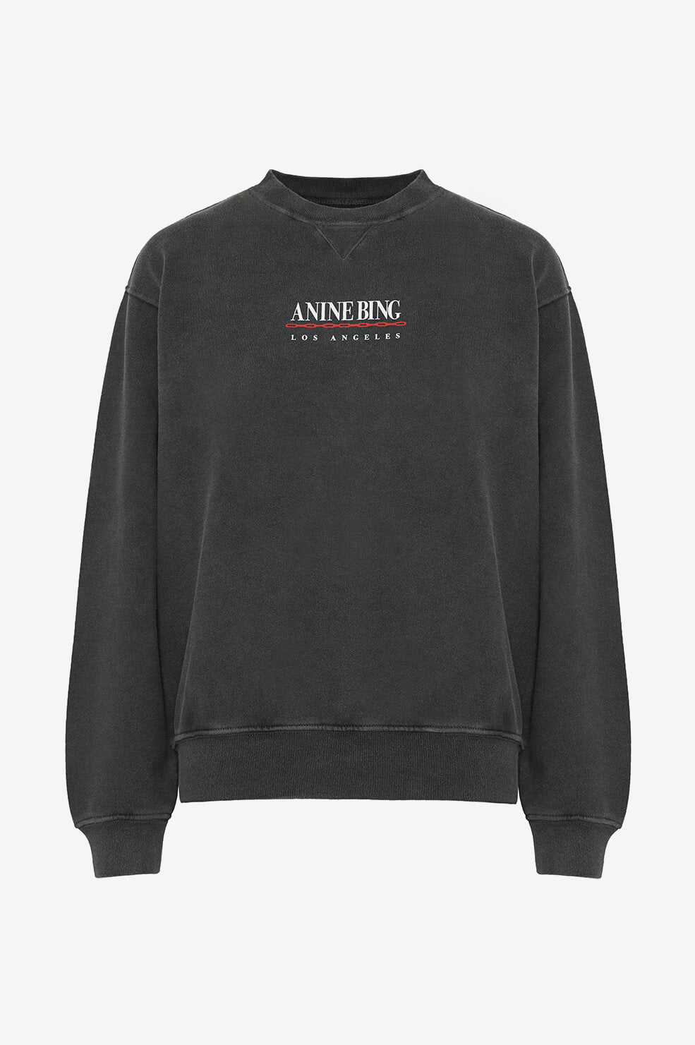 Ramona Sweatshirt Link - Washed Black