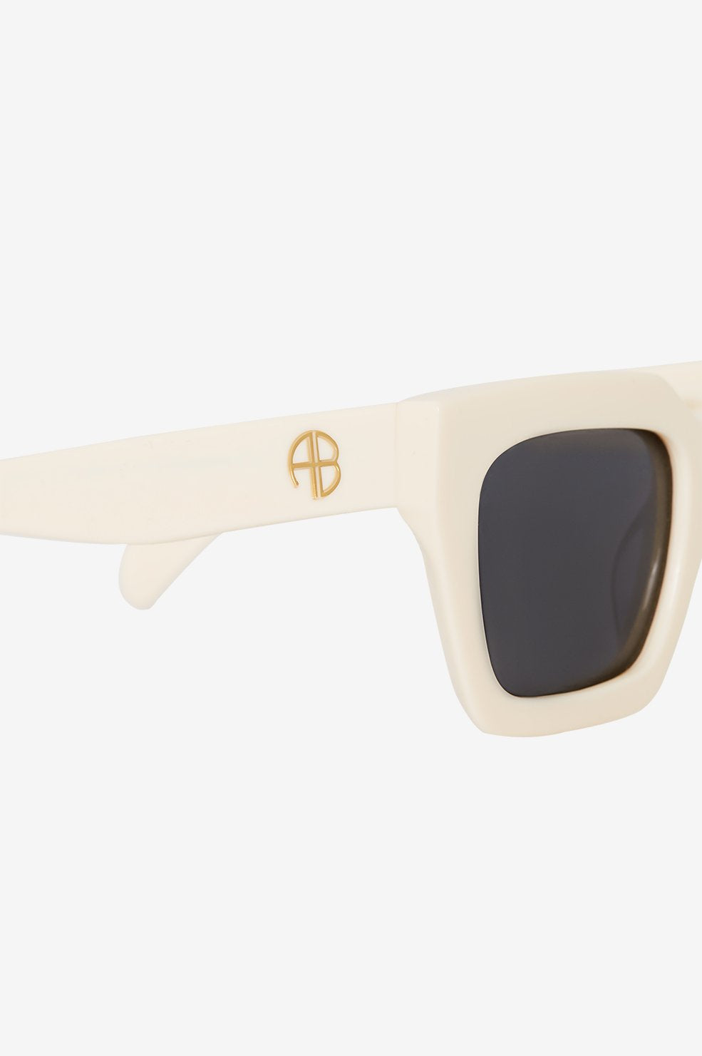 ANINE BING Indio Sunglasses - Bone
