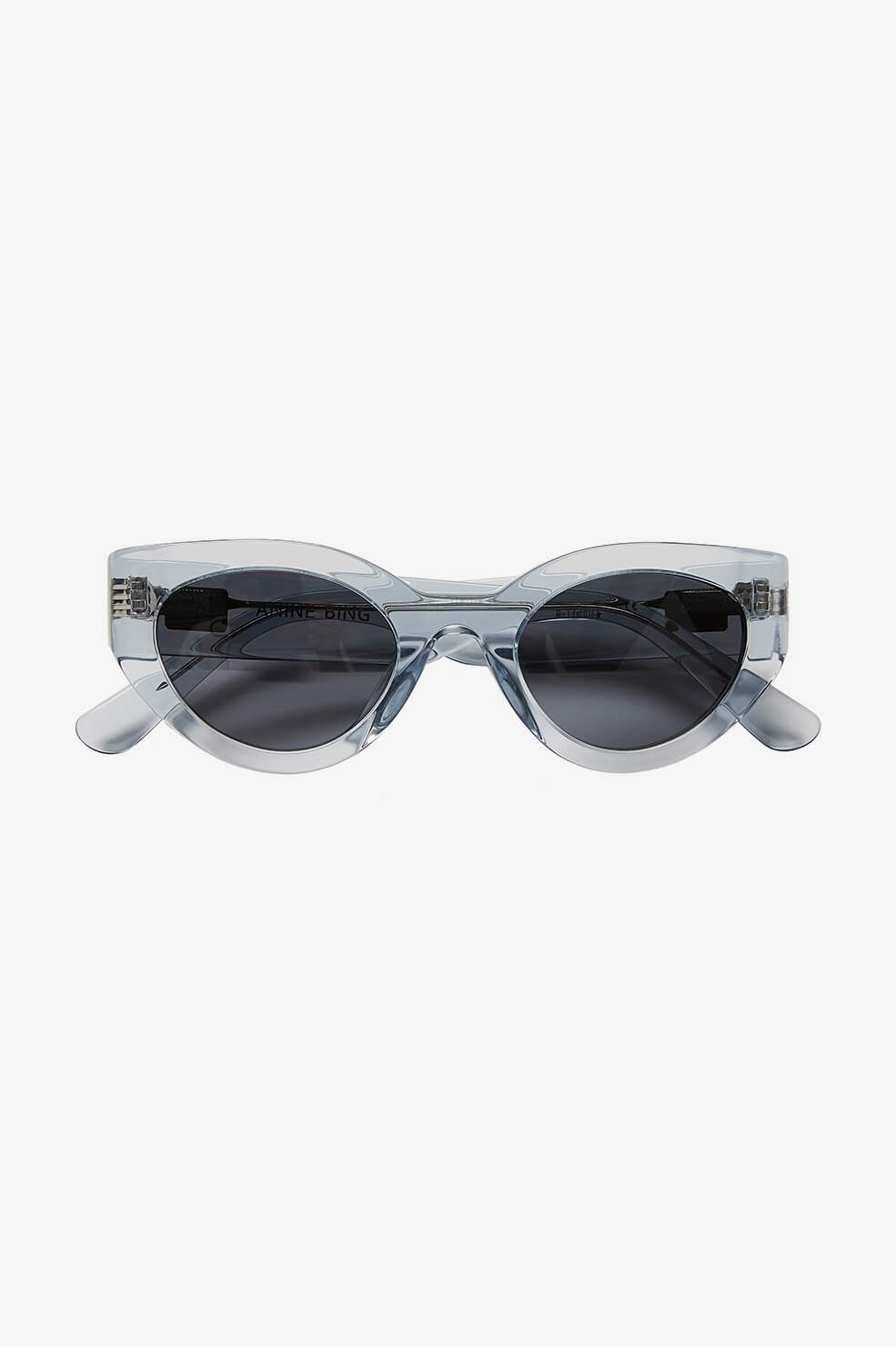 Emma Sunglasses - Clear Blue