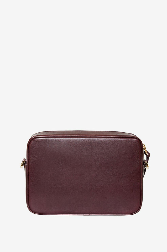 ANINE BING Alice Bag - Burgundy