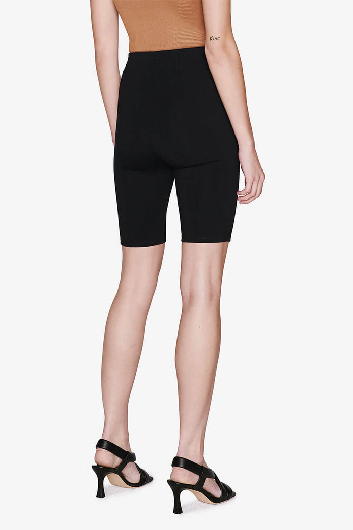 ANINE BING Toby Short - Black