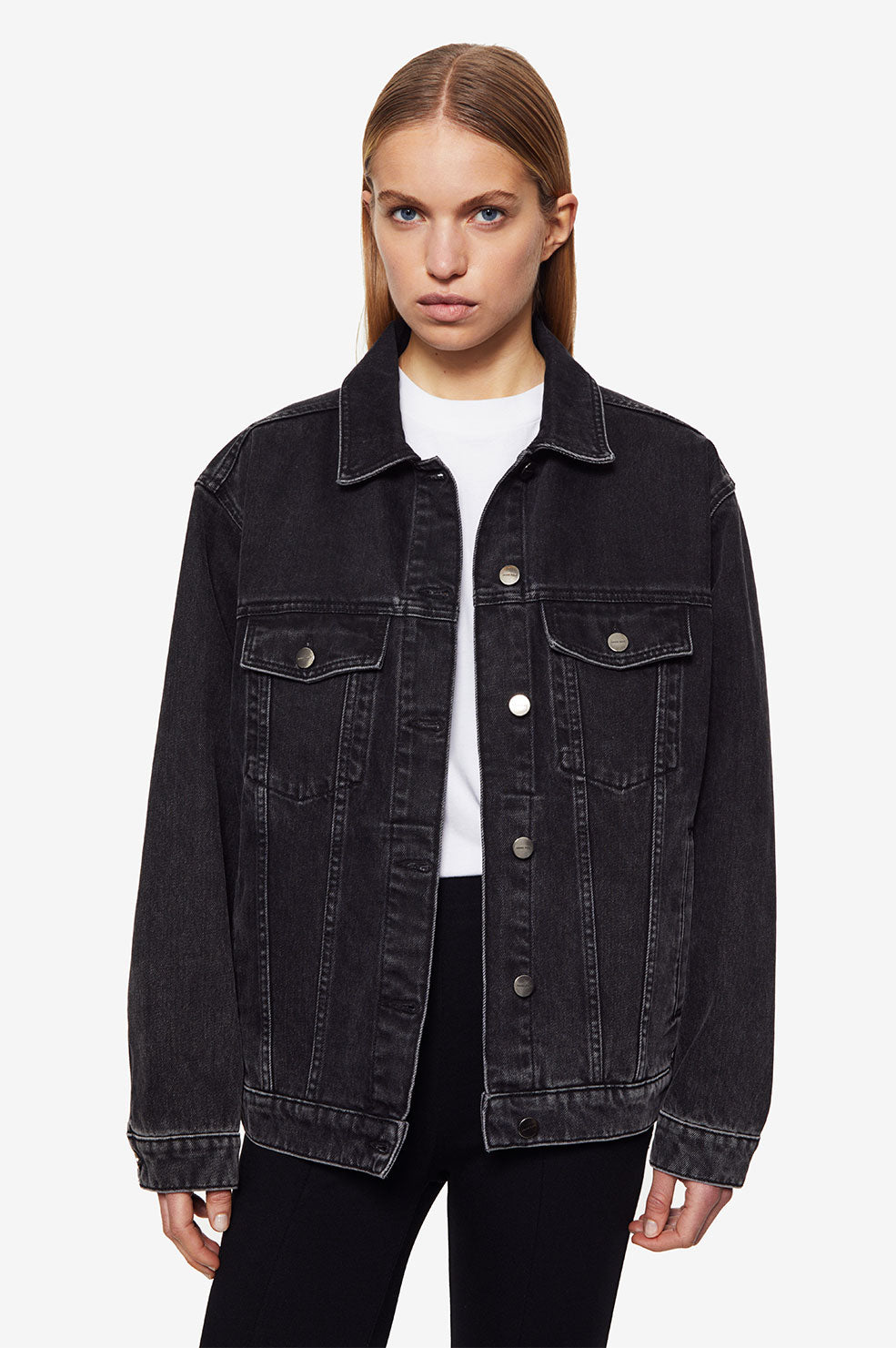 Rory Jacket - Vintage Black