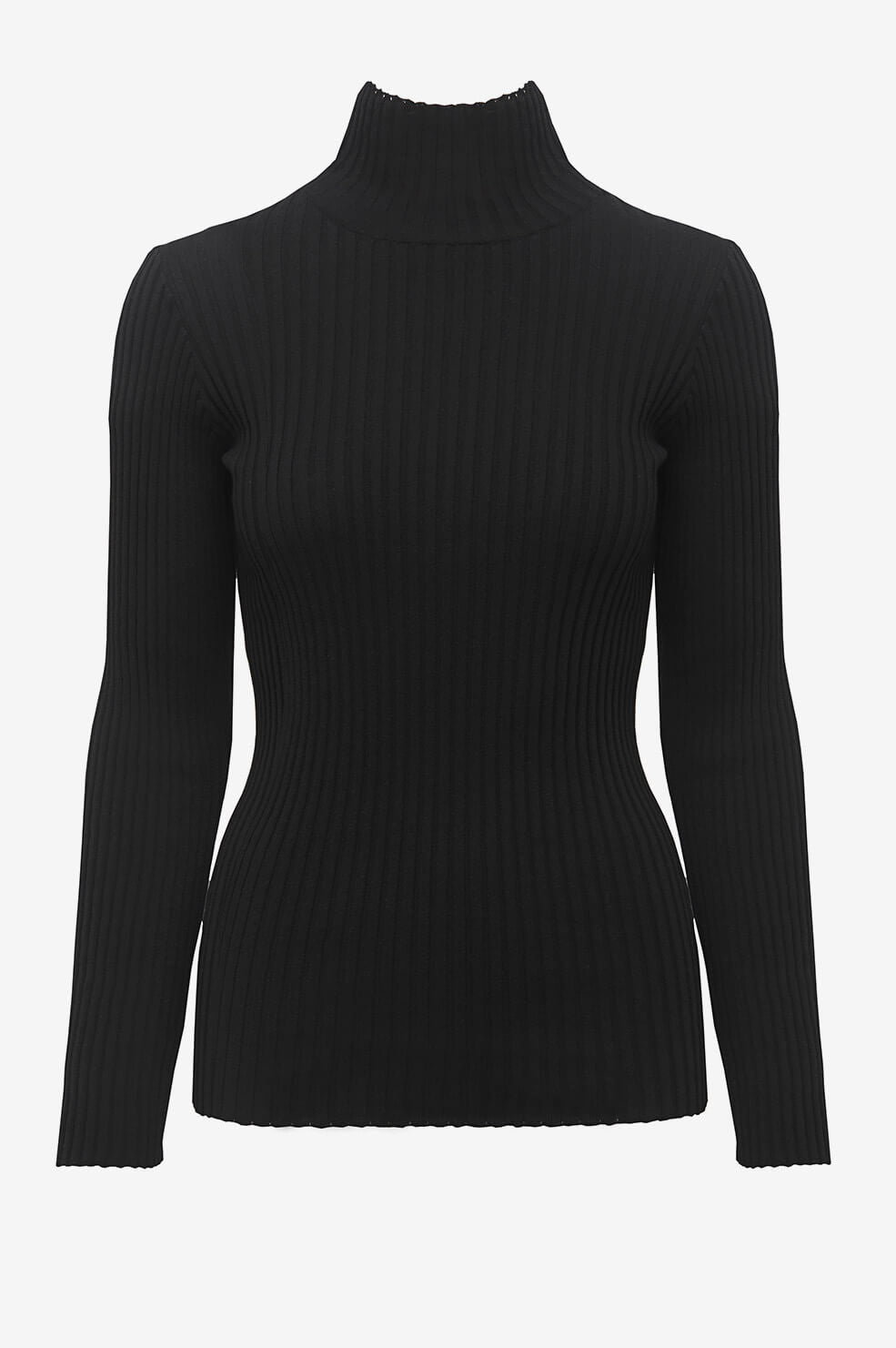 ANINE BING Clare Top - Black