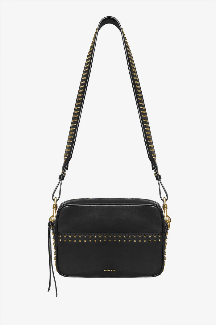 ANINE BING ALICE BAG - BLACK