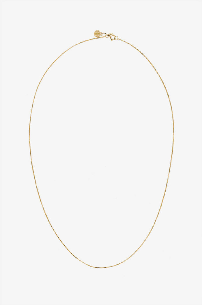 ANINE BING Classic Chain Necklace