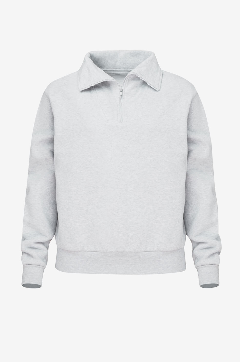ANINE BING Jalen Sweatshirt - Heather Grey