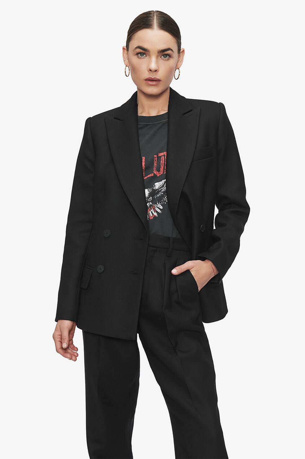 James Blazer - Black