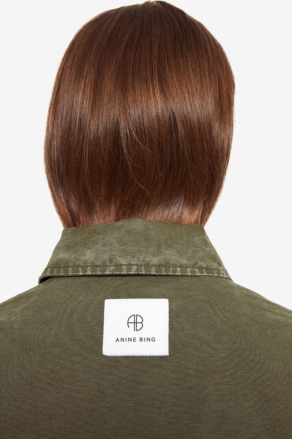 ANINE BING Joey Jacket - Green