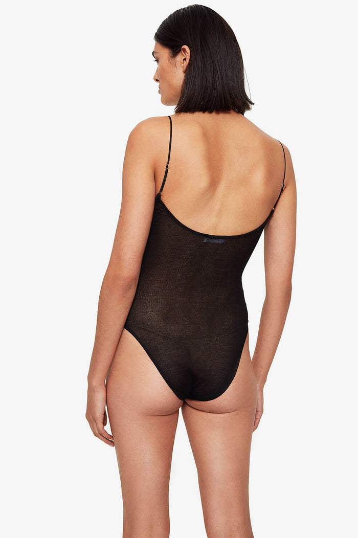 Lana Bodysuit - Black