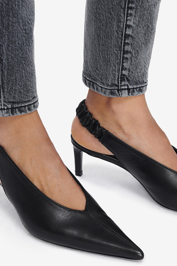 ANINE BING Lyla Pumps - Black