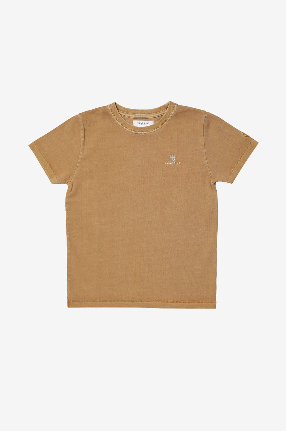 Mini Lili Tee - Washed Indigo