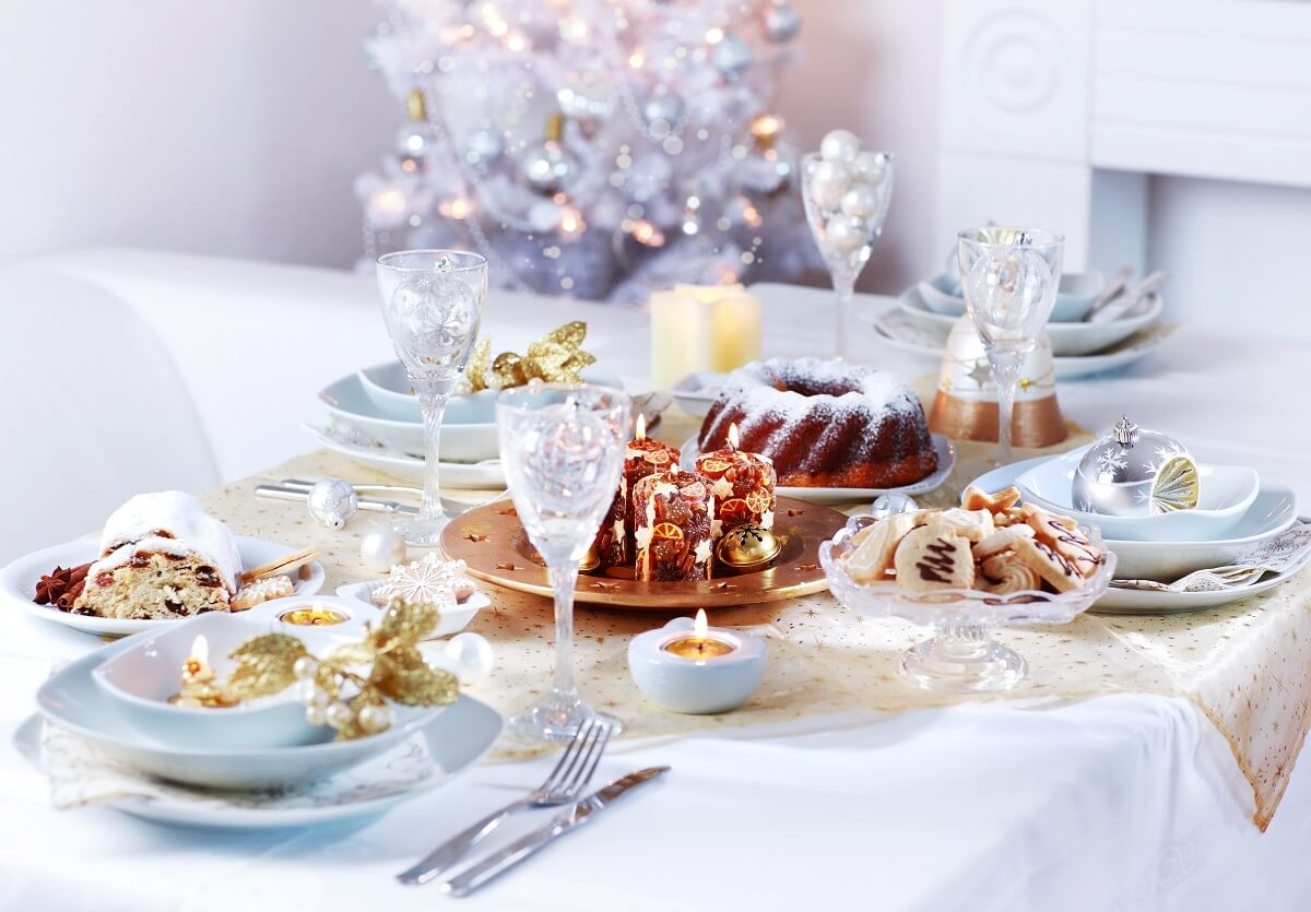 7 Dining Table Sets To Get All The Family Around This Christmas