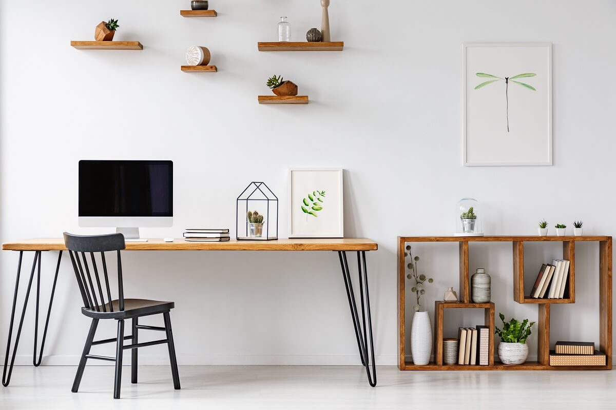 Start The New Year With A New Home Office