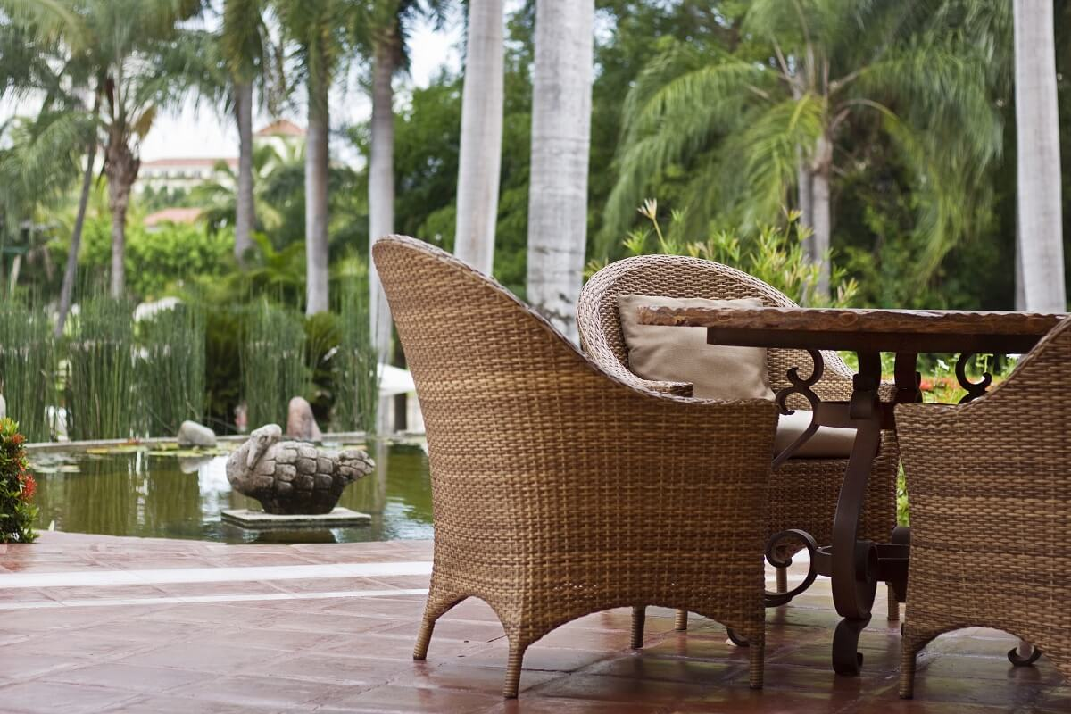 Protecting Your Outdoor Furniture From The Weather