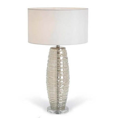 Cognac Bara Table Lamp