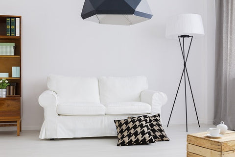 Where should i position my floor lamp stylishsauce this is the room where youre most likely to put a floor lamp there are no strict rules as to where it should go its your home you put it where mozeypictures Gallery