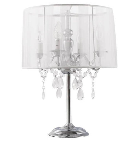 White Designer Kokoon Costes Lamp