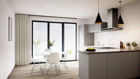 kitchen and dining area trend