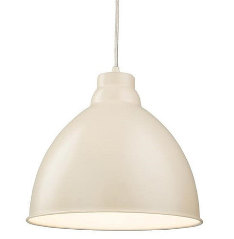 Cream Union Pendant Light