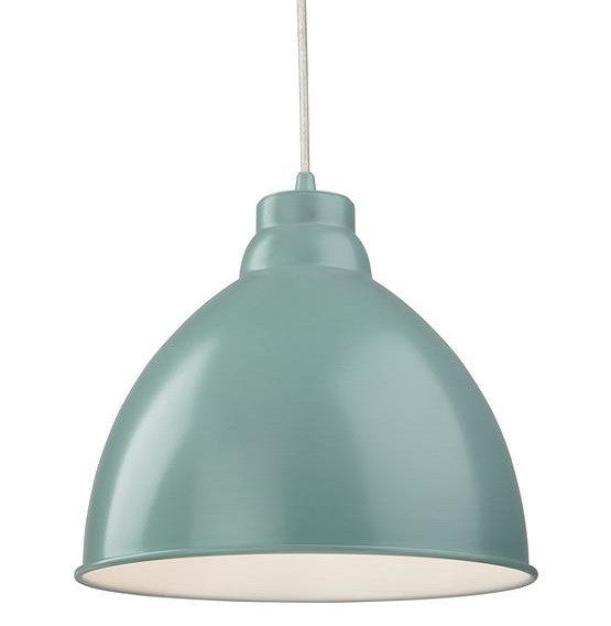 Pale Blue Union Pendant Light