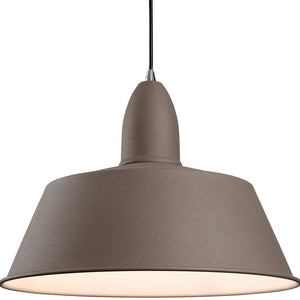 Concrete Riva Pendant Light