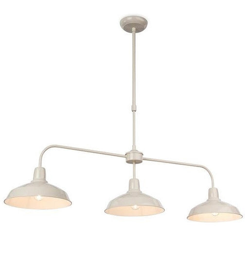 Cream Lounge Pendant Light