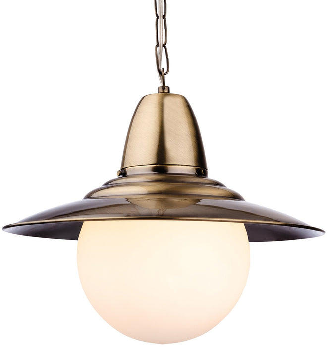 Opal Glass Marco Pendant Light