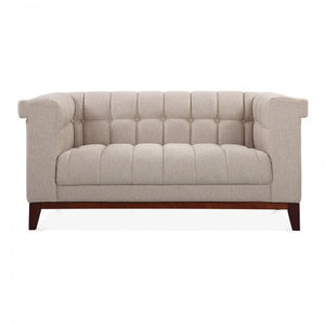 Cream Regal 2 Seater Sofa