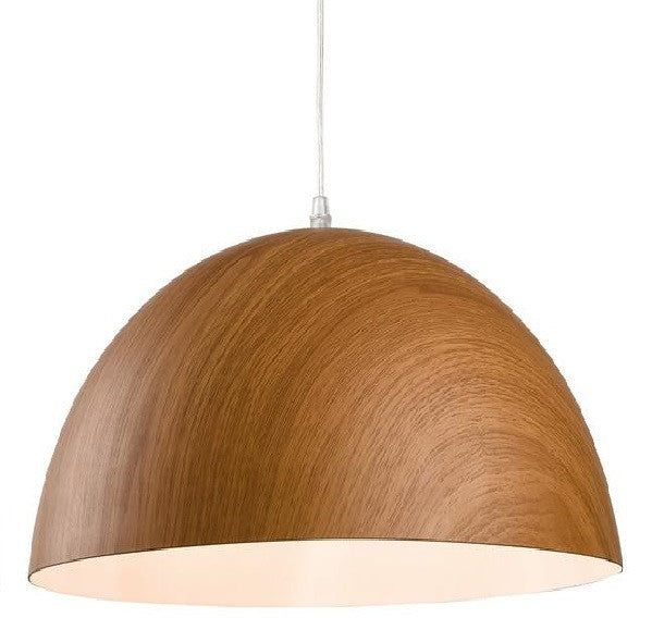 Brown Wood Forest Pendant Light - 3443