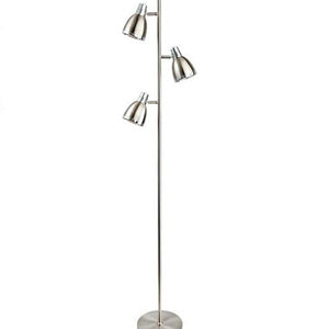 Chrome Vogue Floor Lamp