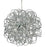 Chrome Stella Pendant Light