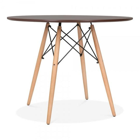 Black Modern Dining Table