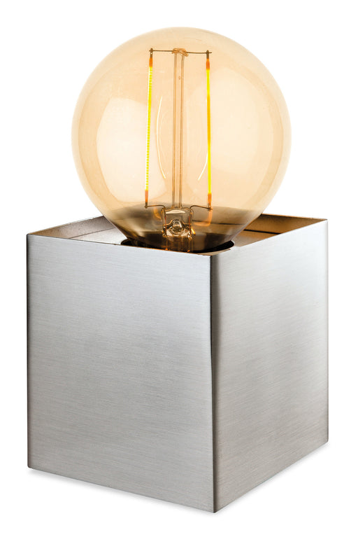 Brushed Steel Richmond Table Lamp