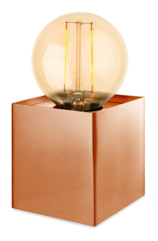 Brushed Copper Richmond Table Lamp